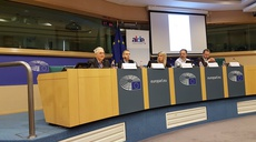 ENISA's Executive Director Udo Helmbrecht speaks on IoT in front of European Parliament