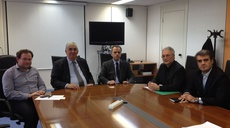 ENISA Executive Director meets with Greek Telecomms authority EETT President