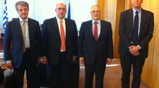 ENISA further collaboration with Greek Ministry of Transport