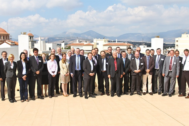 ENISA has held the first meeting of its new Permanent Stakeholders' Group on Thursday, 13 September 2012