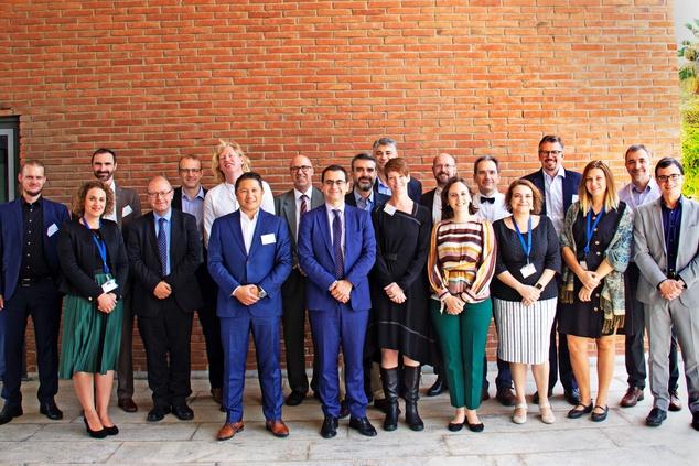 1st Inter-EU ISACs meeting at ENISA