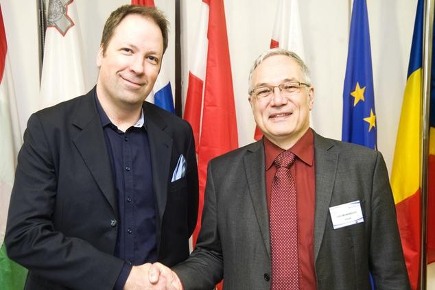 ENISA Management Board meeting, in Crete, Heraklion, 21/03
