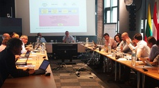 ENISA met the members of its Permanent Stakeholders Group today in Athens