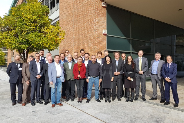 ENISA met the new members of its Permanent Stakeholders Group today in Athens