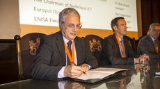 ENISA signs World Economic Forum Principles for cyber Resilience