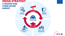 ENISA unveils its New Strategy towards a Trusted and Cyber Secure Europe