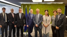 ENISA welcomed a delegation from Finland
