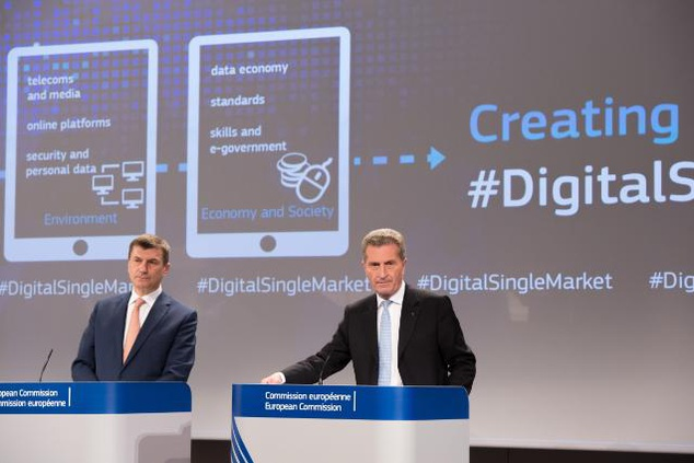 ENISA welcomes the Commission initiatives on the Digital Single Market for Europe