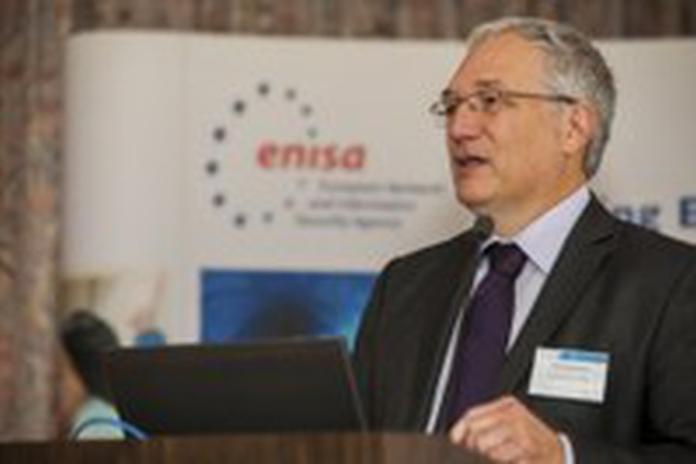ENISA's Udo Helmbrecht at EPP Hearing on cybersecurity