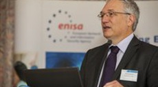 ENISA's Udo Helmbrecht at the  EU Cybersecurity Strategy Conference