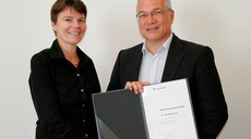 ENISA's Executive Director Professor Udo Helmbrecht has been appointed Chairman of AISEC