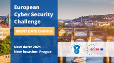European Cyber Security Challenge 2020 - Event Date Change