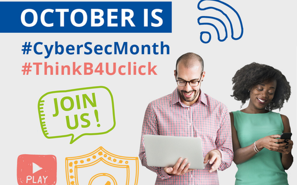 European Cybersecurity Month (ECSM) 2021: Get Involved and Register Your Event
