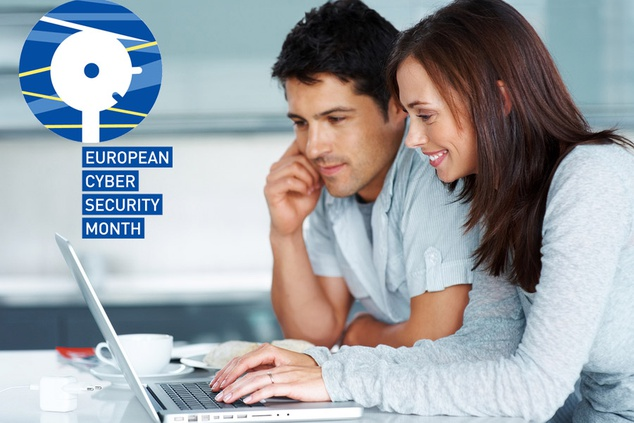 Events' calendar for the European Cyber Security Month
