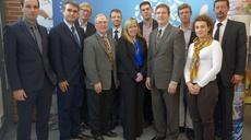 ISACA visits ENISA