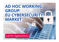 Join the Ad Hoc Working Group on EU Cybersecurity Market