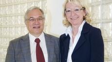 MEP Jutta Haug visits ENISA