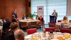 MEP Pavel Telička  hosted breakfast discussion on Fake News in cooperation with ENISA
