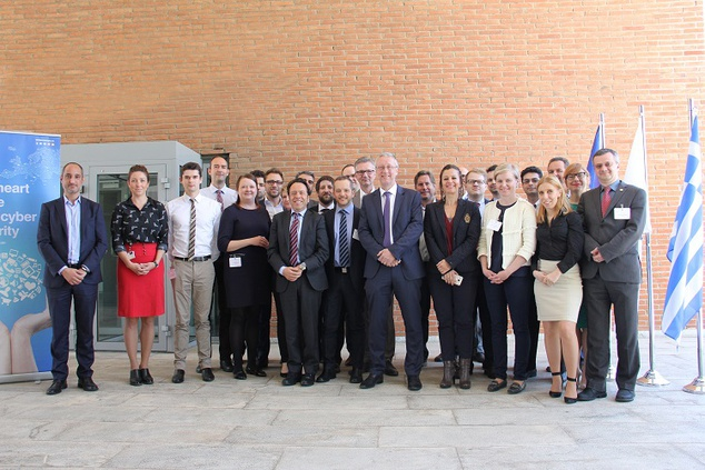 National Liaison Officers meet today at ENISA