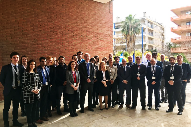 National Liaison Officers Network of ENISA has first meeting in 2019