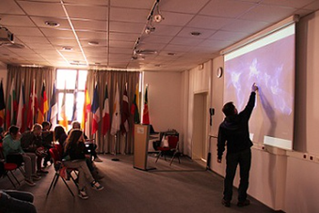 Next generation of end-users visits ENISA