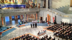 Nobel Peace Prize awarded to the EU at today's ceremony