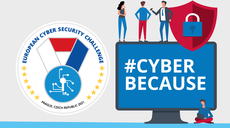 Prague hosts a meeting of the best European talents in cybersecurity
