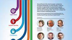 Richard Clarke (former US Cybersecurity Coordinator) at SecureCloud2014