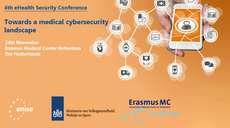 Save the Date: 4th e-Health Security Conference