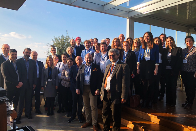 Telecom security in the EU: ENISA hosts a productive 26th meeting of Article 13a Expert Group