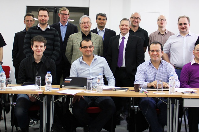 Telecoms experts ETIS share ideas with ENISA