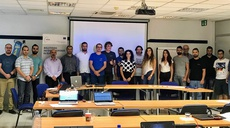 The Educational Summer of ENISA - our CR Team give trainings across Europe