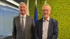 The EU Counter-Terrorism Coordinator visited ENISA