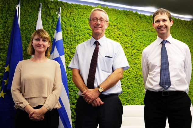 The EU Cybersecurity Agency ENISA receives visit of its UK Management Board representatives