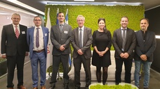 The European Union Military Staff visits ENISA