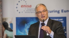 Udo Helmbrecht discusses cyber cooperation at New York Summit