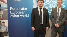 Visit by French Networks & Information security Agency ANSSI to ENISA