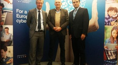 Visit by Managing Director at ENCS to ENISA