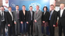 Visit by the Russian Federation to ENISA
