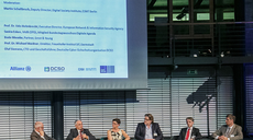 Discussion on implementing the NIS Directive and enhancing competitiveness