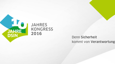 """DSiN ten-year congress: """"Security derives from responsibility"""""""