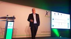 Udo Helmbrecht speaks at SEKOP 2017