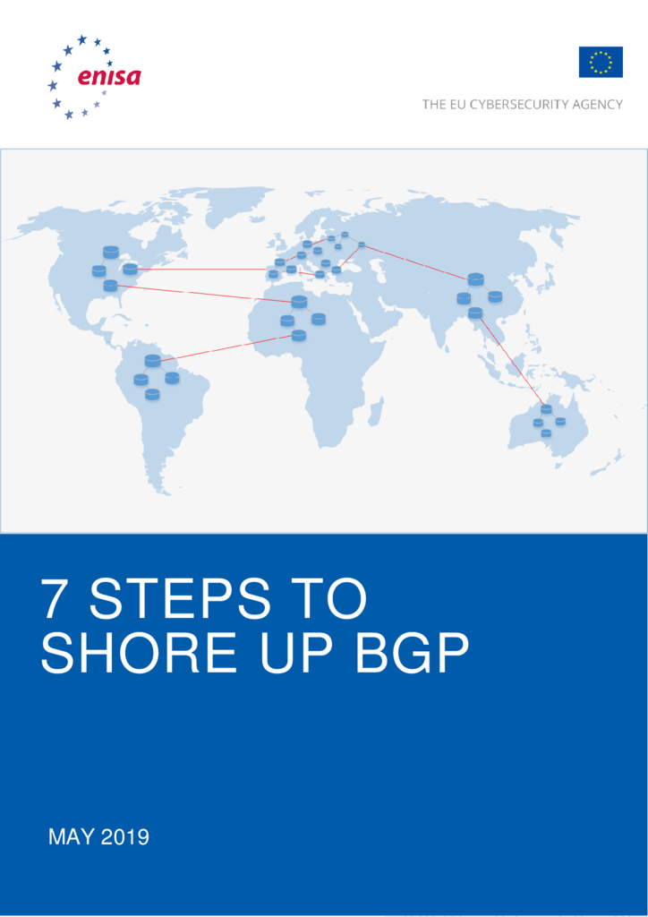 7 Steps to shore up the Border Gateway Protocol (BGP)