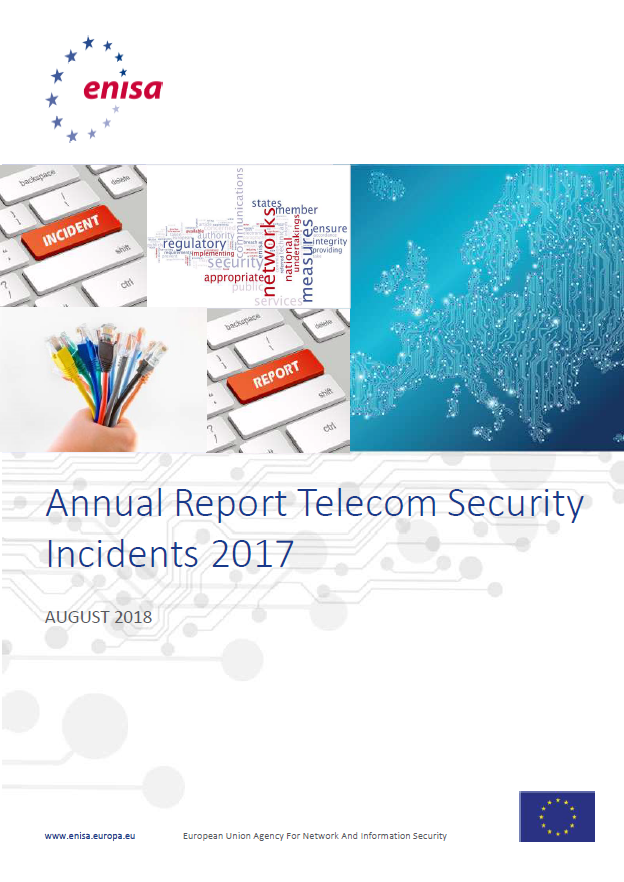 Annual report Telecom security incidents 2017