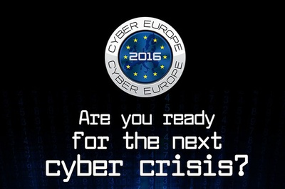 Cyber Europe 2016 poster